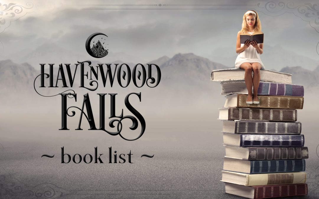 Havenwood Falls Book List – Updated 5/13/19