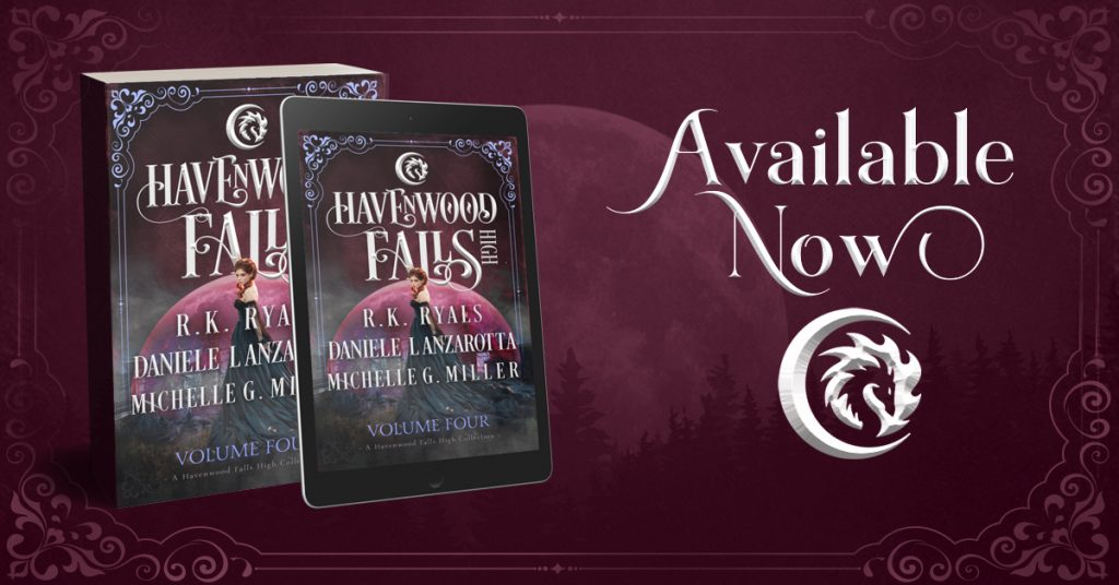 Havenwood Falls High Volume Four Release Day