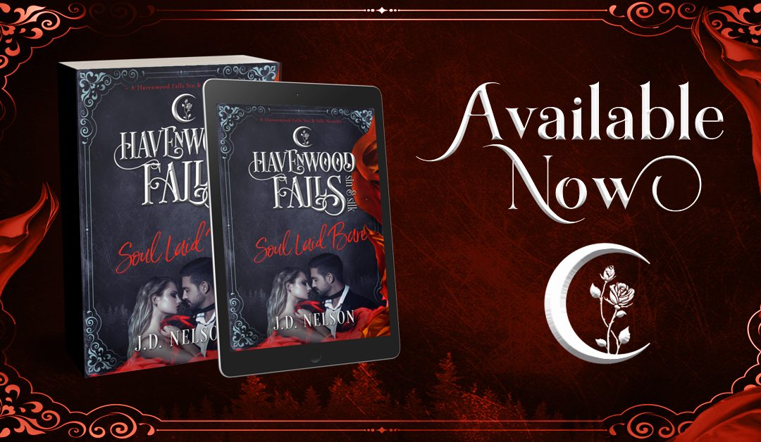 Soul Laid Bare Release Day