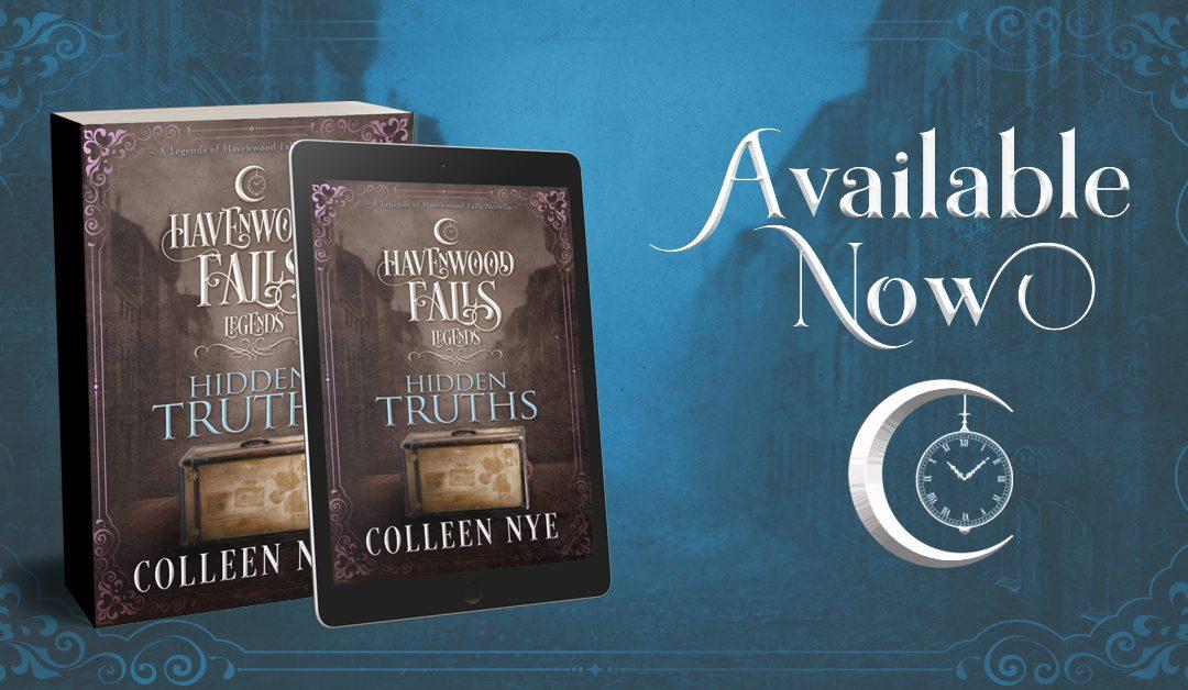 Hidden Truths Release Day!