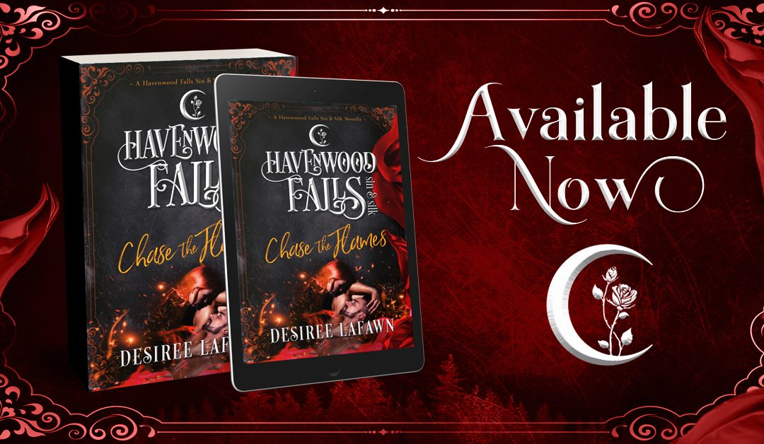 Chase the Flames Release Day