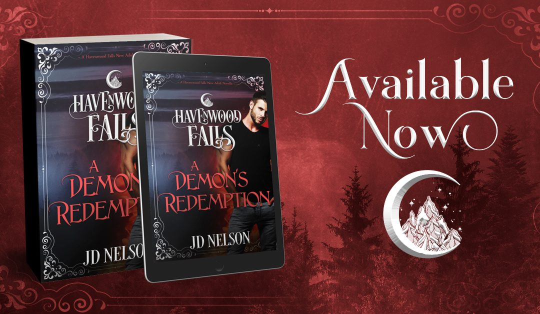 Release Day for A Demon's Redemption
